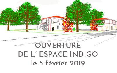 L'Espace Indigo ouvre ses portes