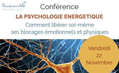 Conférence : Comment libérer soi-même ses blocages émotionnels et physiques