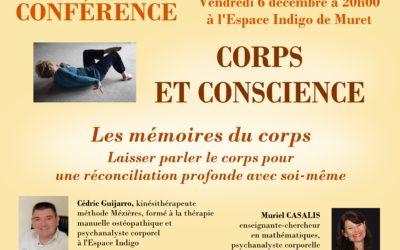 Conférence «Laisser parler le corps pour une réconciliation profonde avec soi-même»