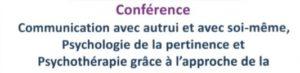 Conférence sur la Maïeusthésie 8 Mars Espace Indigo Muret